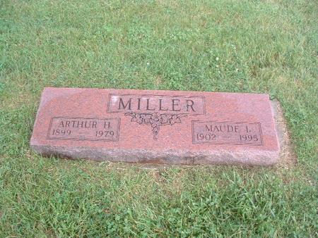 MILLER, MAUDE I. - Mills County, Iowa | MAUDE I. MILLER