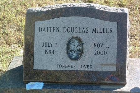 MILLER, DALTON DOUGLAS - Mills County, Iowa   DALTON DOUGLAS MILLER