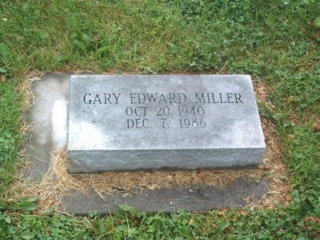 MILLER, GARY EDWARD - Mills County, Iowa   GARY EDWARD MILLER