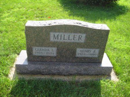 MILLER, HENRY E. - Mills County, Iowa | HENRY E. MILLER