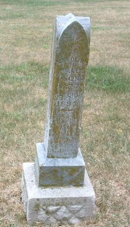 MILLER, KAROLINE - Mills County, Iowa | KAROLINE MILLER