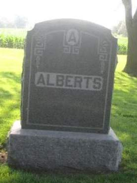 ALBERTS, MONUMENT - Mills County, Iowa | MONUMENT ALBERTS