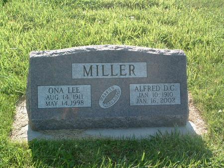 MILLER, ONA LEE - Mills County, Iowa | ONA LEE MILLER