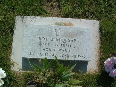 MILLSAP, ROY J. - Mills County, Iowa | ROY J. MILLSAP