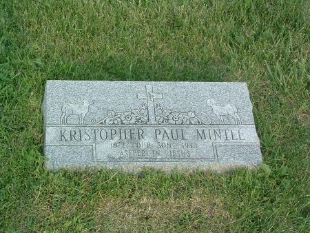 MINTLE, KRISTOPHER PAUL - Mills County, Iowa | KRISTOPHER PAUL MINTLE