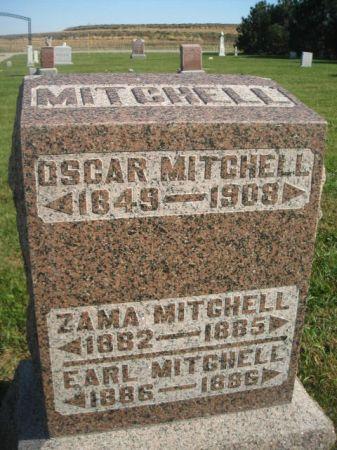 MITCHELL, OSCAR - Mills County, Iowa | OSCAR MITCHELL