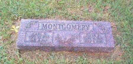 MONTGOMERY, CARL S. - Mills County, Iowa | CARL S. MONTGOMERY