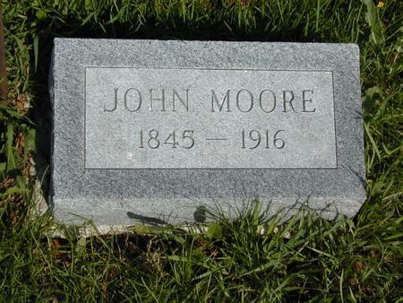 MOORE, JOHN - Mills County, Iowa | JOHN MOORE