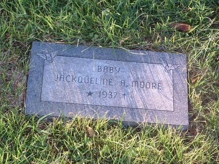MOORE, JACKQUELINE A. - Mills County, Iowa | JACKQUELINE A. MOORE