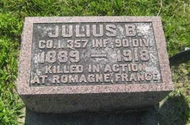 MOORE, JULIUS B. - Mills County, Iowa   JULIUS B. MOORE