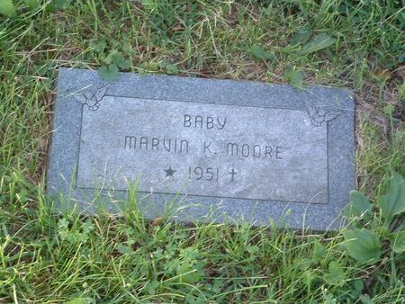 MOORE, MARVIN K. - Mills County, Iowa | MARVIN K. MOORE