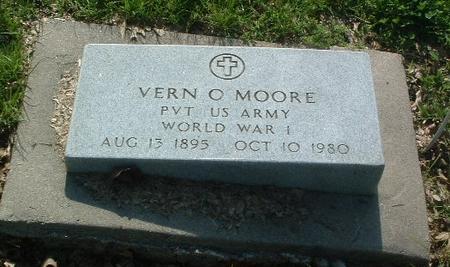 MOORE, VERN O. - Mills County, Iowa | VERN O. MOORE