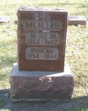 MOORE, WILLIAM - Mills County, Iowa | WILLIAM MOORE