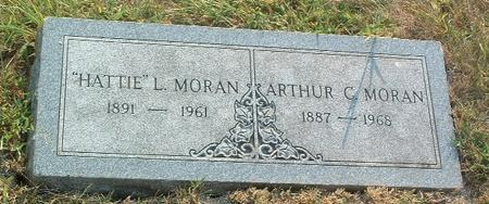 MORAN, ARTHUR C. - Mills County, Iowa | ARTHUR C. MORAN