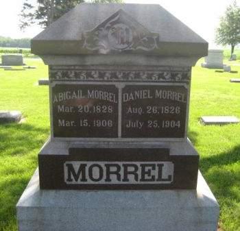 MORREL, ABIGAIL - Mills County, Iowa | ABIGAIL MORREL