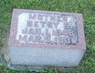 MORSE, BETSY E. - Mills County, Iowa | BETSY E. MORSE