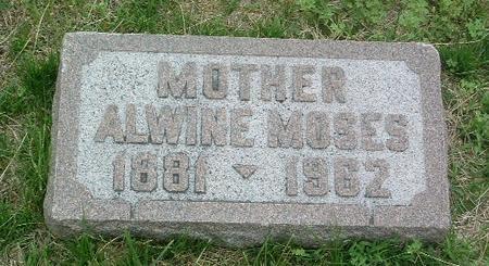 MOSES, ALWINE - Mills County, Iowa | ALWINE MOSES