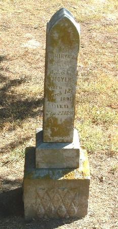 MOYER, MINIRVA A. - Mills County, Iowa | MINIRVA A. MOYER