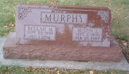 MURPHY, AUSTIN L. - Mills County, Iowa | AUSTIN L. MURPHY