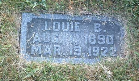 NANSEL, LOUIE B. - Mills County, Iowa | LOUIE B. NANSEL