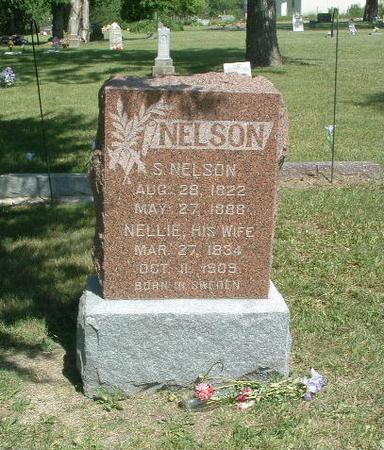 NELSON, S. - Mills County, Iowa | S. NELSON