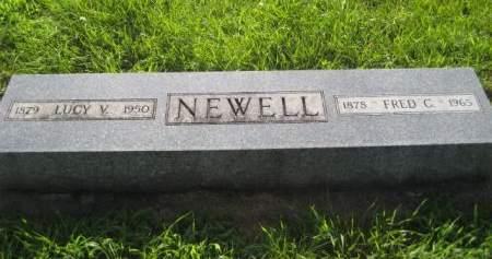 NEWELL, LUCY - Mills County, Iowa   LUCY NEWELL