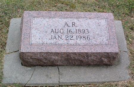 NEWTON, A.R. - Mills County, Iowa | A.R. NEWTON