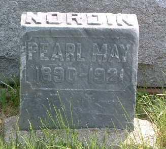 NORDIN, PEARL MAY - Mills County, Iowa | PEARL MAY NORDIN