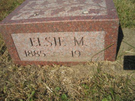 OLDHAM, ELSIE - Mills County, Iowa | ELSIE OLDHAM