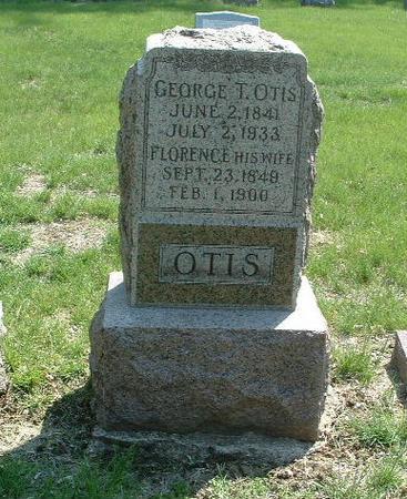 OTIS, GEORGE T. - Mills County, Iowa | GEORGE T. OTIS
