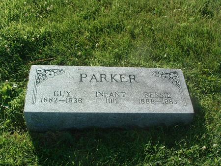 PARKER, INFANT - Mills County, Iowa | INFANT PARKER