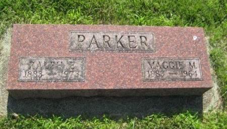 PARKER, MAGGIE - Mills County, Iowa | MAGGIE PARKER
