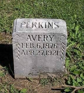 PERKINS, AVERY - Mills County, Iowa | AVERY PERKINS