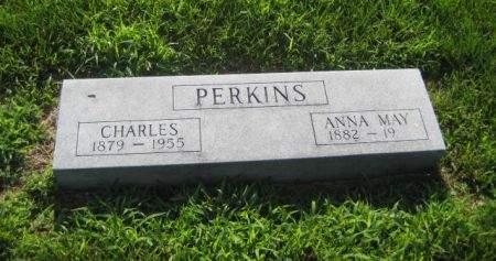 PERKINS, ANNA MAY - Mills County, Iowa   ANNA MAY PERKINS