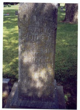 PHIFER, SARAH F. - Mills County, Iowa | SARAH F. PHIFER