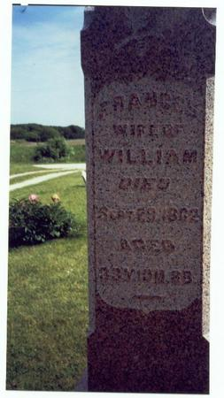 PHIFER, FRANCES - Mills County, Iowa | FRANCES PHIFER