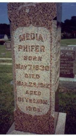 PHIFER, MEDIA - Mills County, Iowa | MEDIA PHIFER