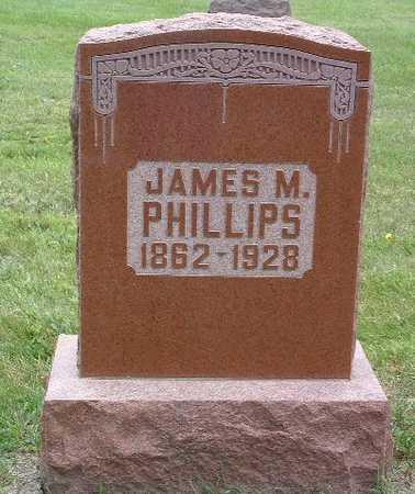PHILLIPS, JAMES M. - Mills County, Iowa | JAMES M. PHILLIPS