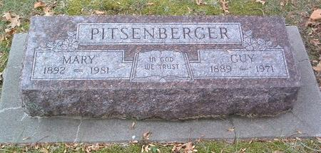 PITSENBERGER, MARY - Mills County, Iowa | MARY PITSENBERGER