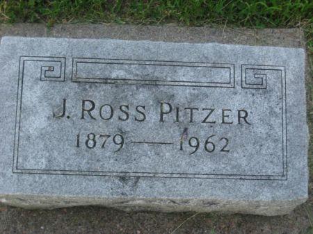 PITZER, J. ROSS - Mills County, Iowa   J. ROSS PITZER