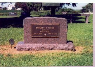 PLUMB, EVERETT ZACHARIAH - Mills County, Iowa | EVERETT ZACHARIAH PLUMB