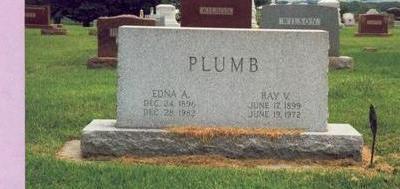 SAAR PLUMB, EDNA ALMA - Mills County, Iowa | EDNA ALMA SAAR PLUMB