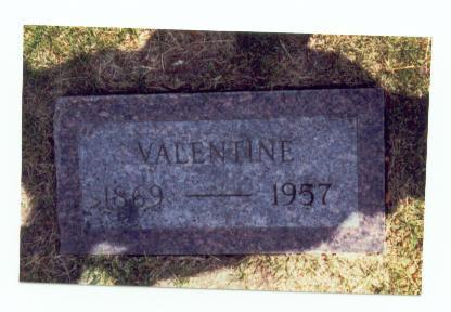PLUMB, VALENTINE W. - Mills County, Iowa | VALENTINE W. PLUMB