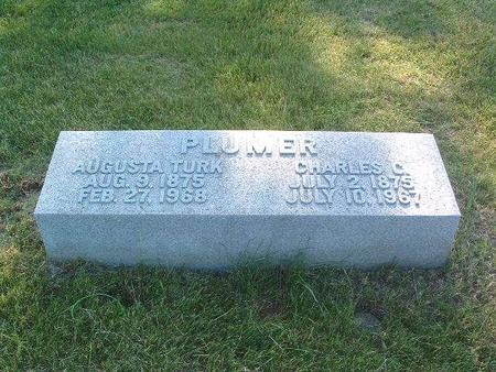 PLUMER, CHARLES C. - Mills County, Iowa | CHARLES C. PLUMER
