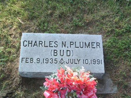 PLUMER, CHARLES N. (BUD) - Mills County, Iowa | CHARLES N. (BUD) PLUMER
