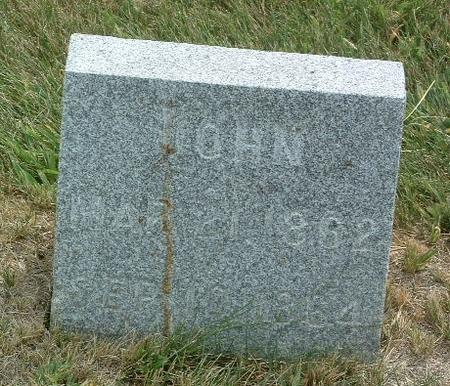 PLUMER, JOHN - Mills County, Iowa   JOHN PLUMER