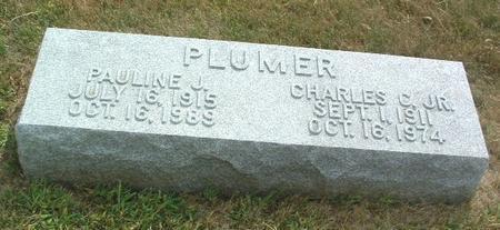 PLUMER, PAULINE J. - Mills County, Iowa | PAULINE J. PLUMER