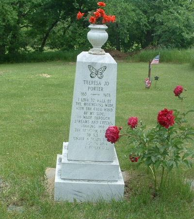 PORTER, THERESA JO - Mills County, Iowa | THERESA JO PORTER