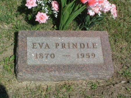 PRINDLE, EVA - Mills County, Iowa   EVA PRINDLE