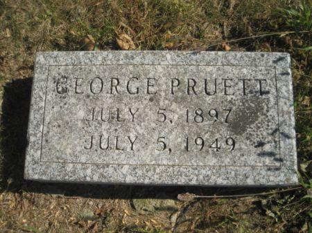 PRUETT, GEORGE - Mills County, Iowa | GEORGE PRUETT